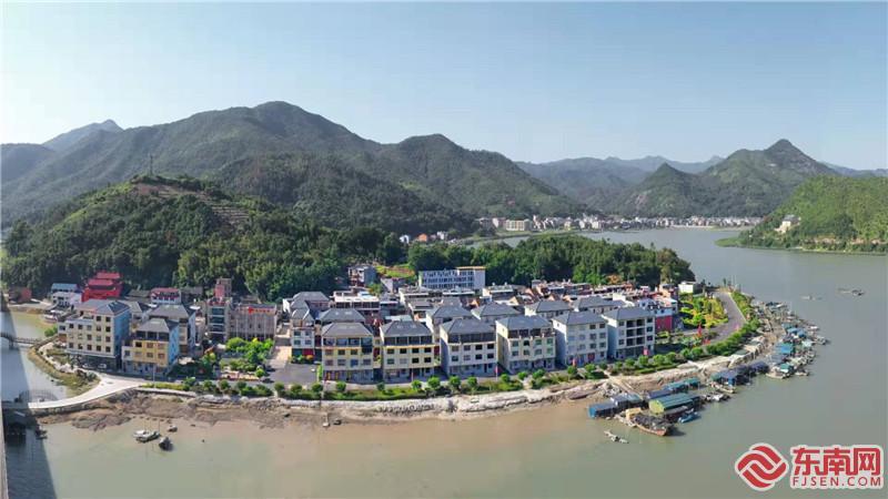 福安:农村民居,也能成为亮丽风景线