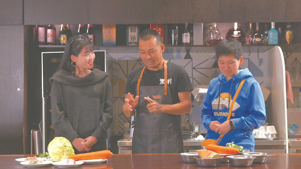 """系列短视频《当我们""""年""""在一起 》关注台湾同胞在闽过年暖心故事"""