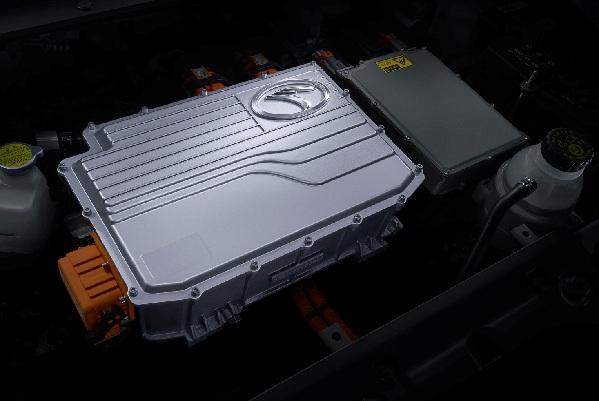 作为目前同级少见拥有专业suv底盘的电动suv,dx3 ev搭载的经过专门