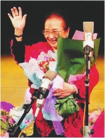 福建声乐教育泰斗片冰心教授逝世 享年97岁图片